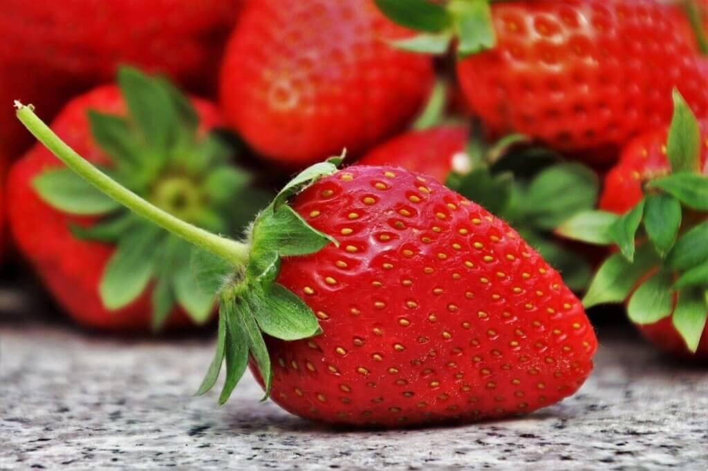 Erdbeeren was kann das gesund und fit leben