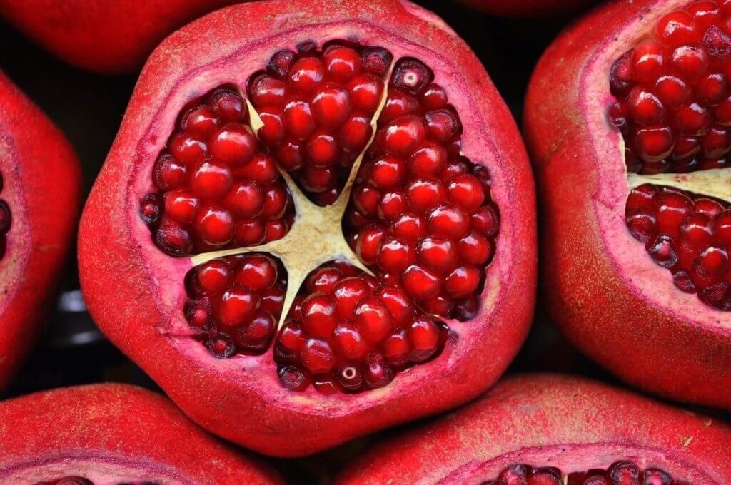 Granatapfel was kann das gesund und fit leben