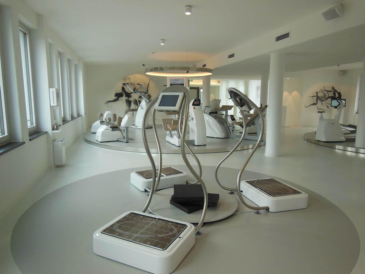 Vorteile Vibrationsplatte Gesund und Fit leben